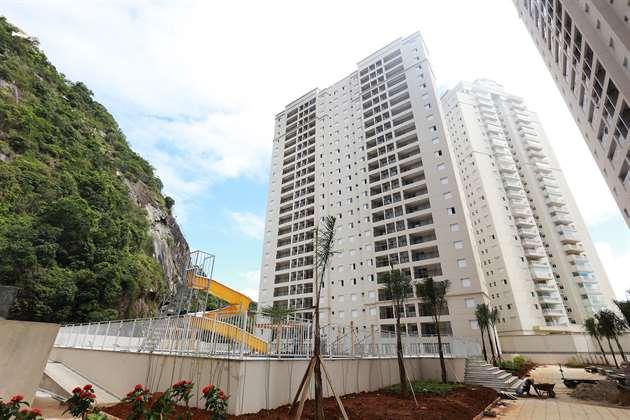 Acabamento | Way Orquidário – Apartamentono  Orquidário - Santos - São Paulo
