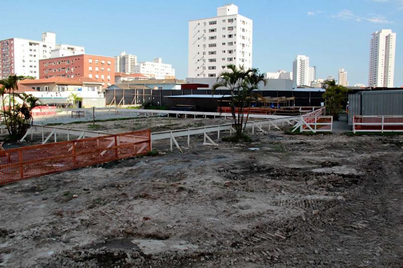 Fundação | Way Orquidário – Apartamentono  Orquidário - Santos - São Paulo