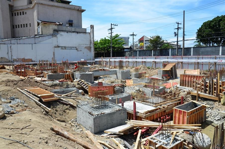 Início das obras NEO Life Residencial  - Apartamento em São Cristovão - Rio de Janeiro RJ