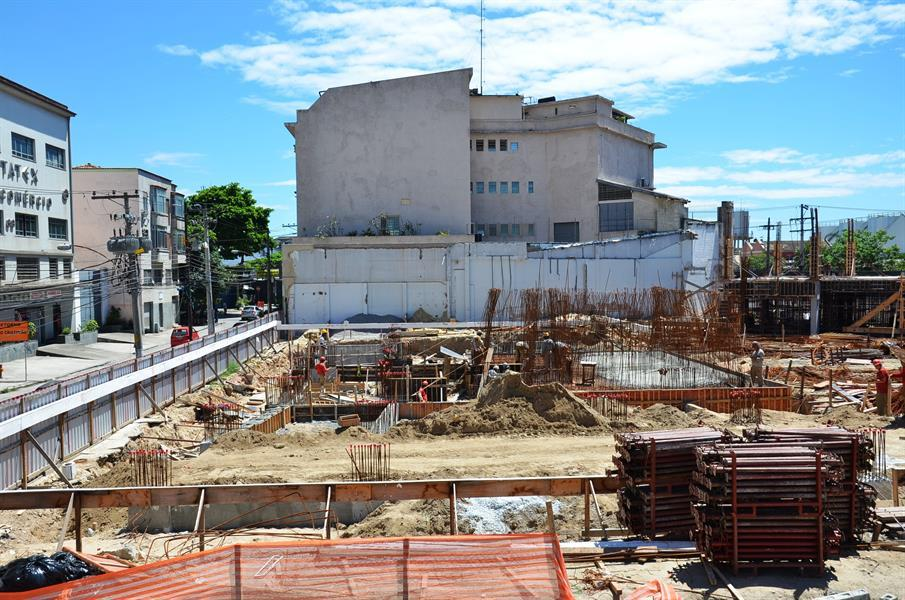 Início das obras NEO Life Residencial  - Apartamento em São Cristovão - Rio de Janeiro, RJ