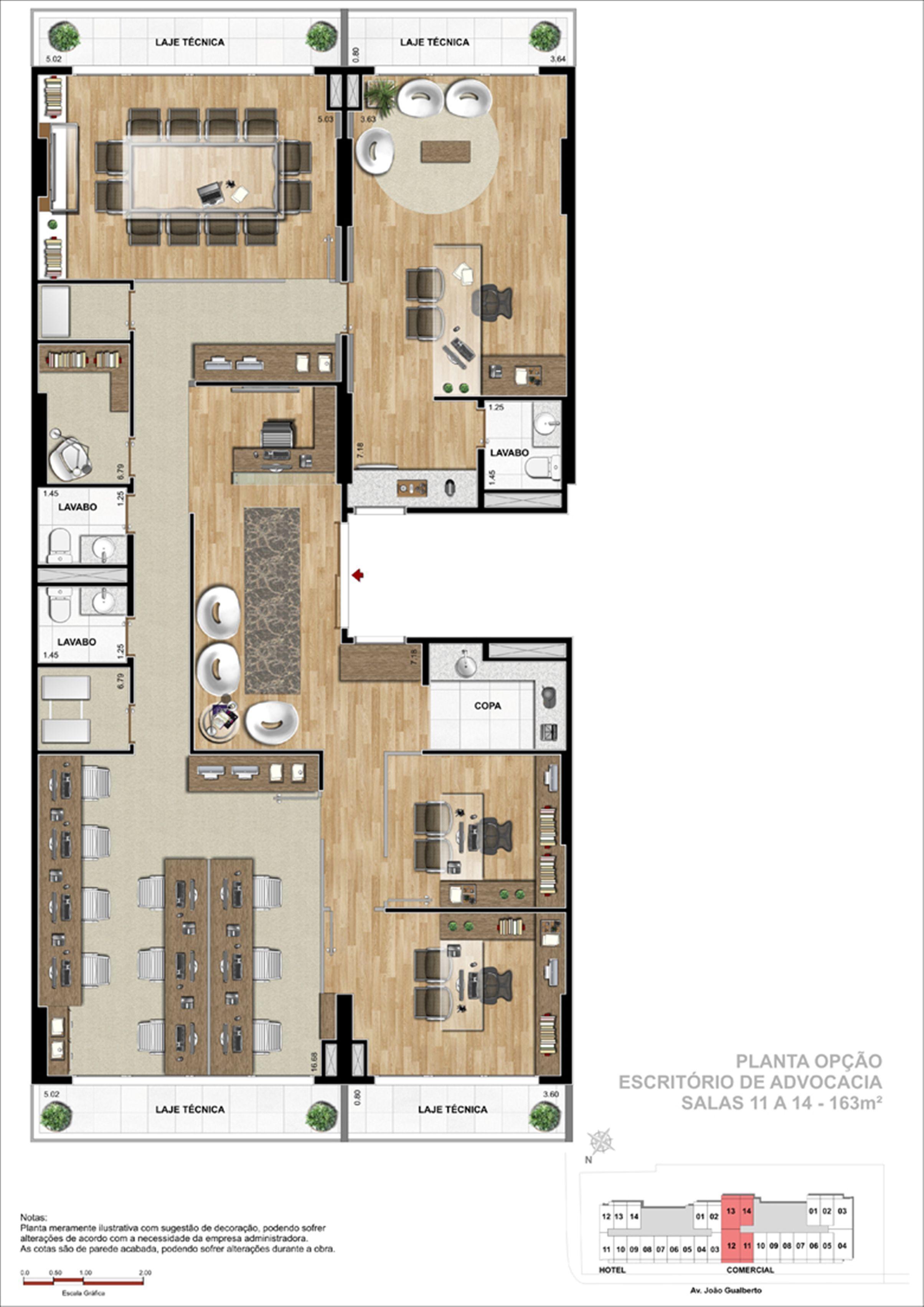 SALAS 11 A 14 ADVOGADO | Urban Office Curitiba – Salas Comerciais no  Cabral - Curitiba - Paraná