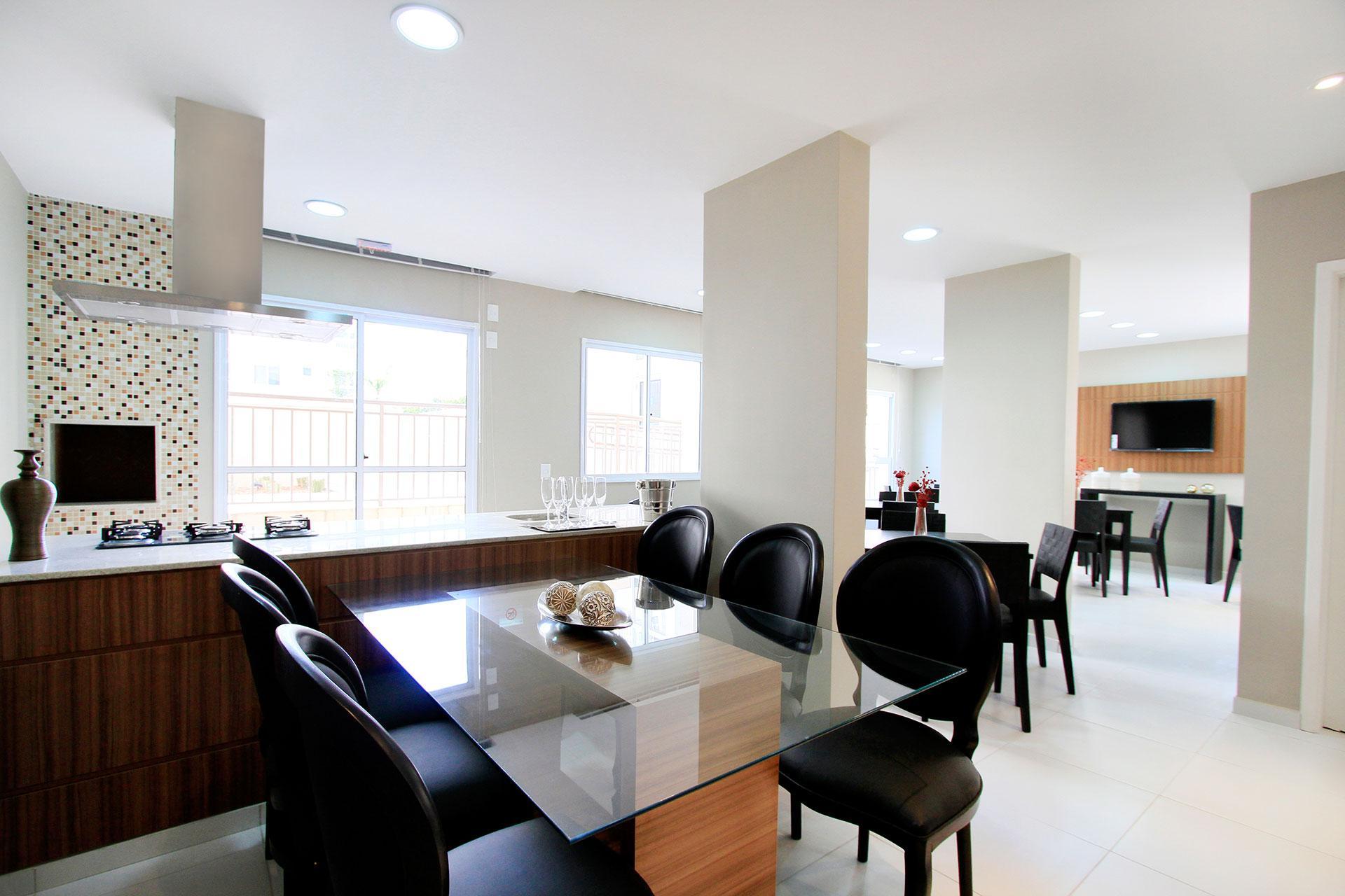 Lazer | Ideale Residencial – Apartamentono  Santa Quitéria - Curitiba - Paraná