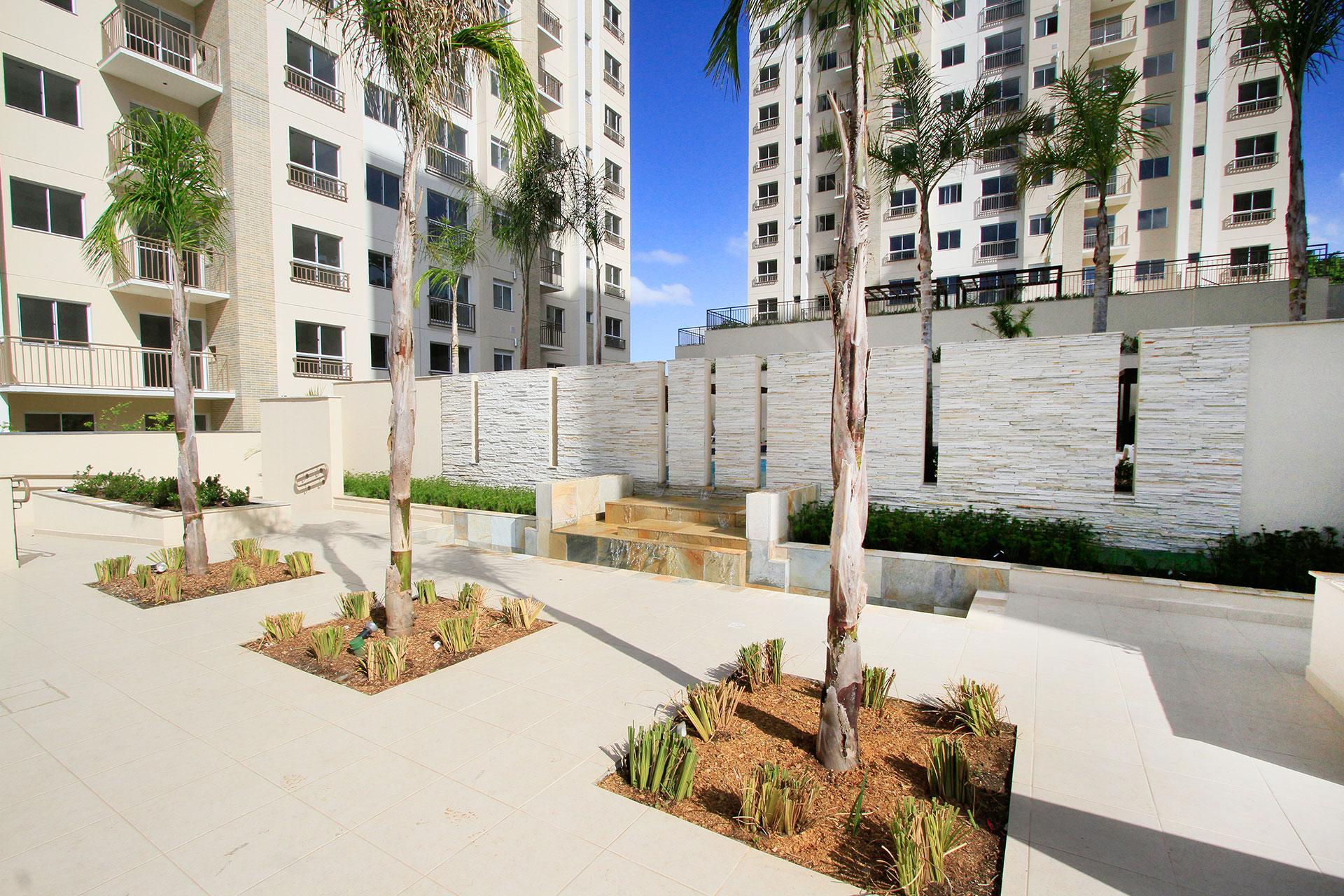 Entrada | Ideale Residencial – Apartamentono  Santa Quitéria - Curitiba - Paraná