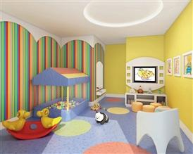 Perspectiva Ilustrada do Kidsplace