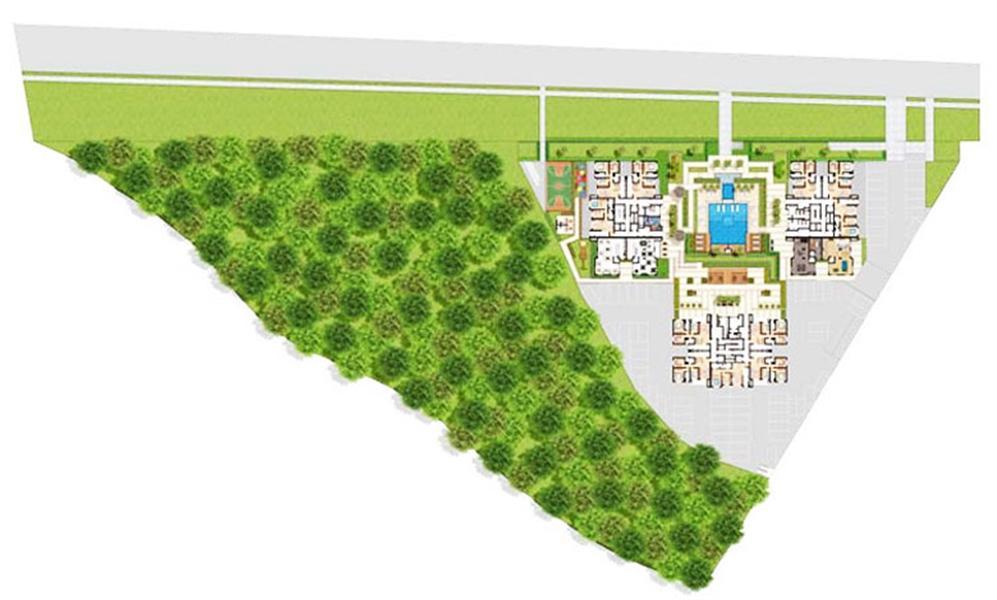 Planta:  | Ideale Residencial - Apartamento no Santa Quitéria - Curitiba PR