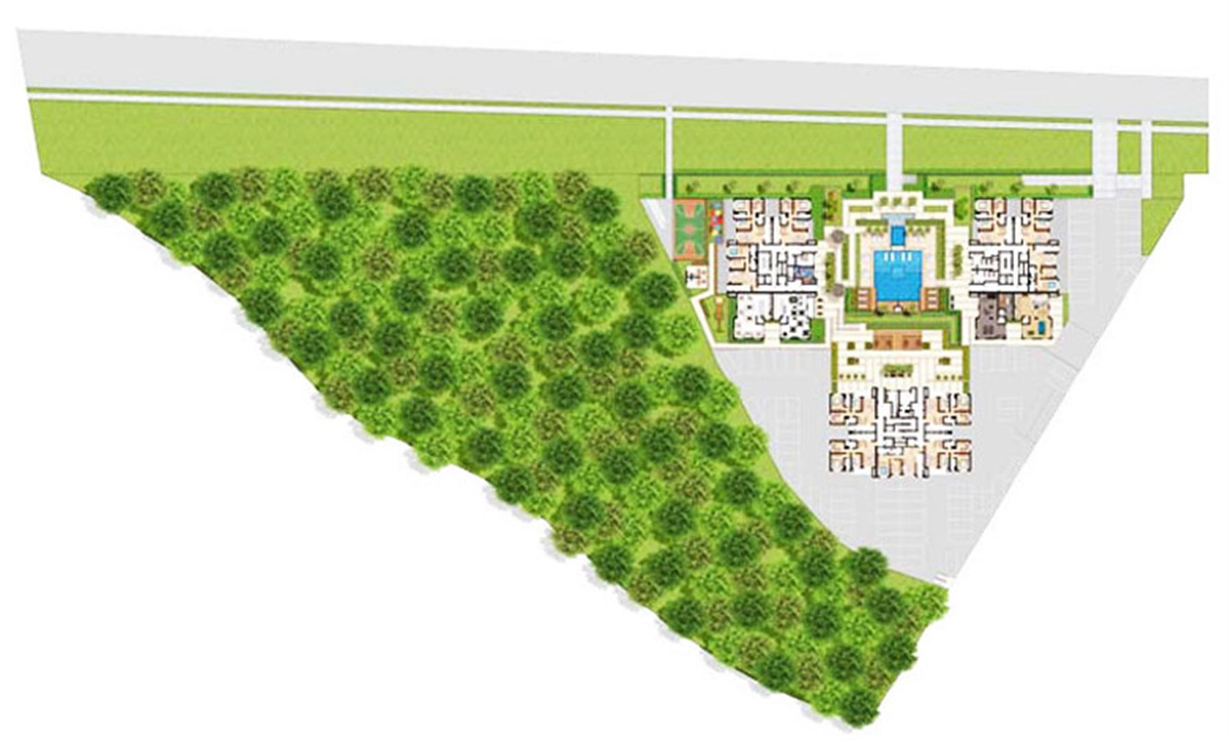 Planta:  | Ideale Residencial - Apartamento no Santa Quitéria - Curitiba Paraná