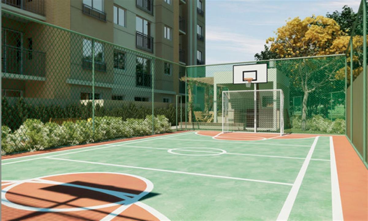 | Ideale Residencial - Apartamento no Santa Quitéria - Curitiba - Paraná