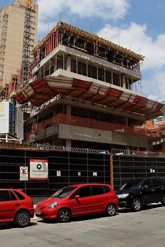 Estrutura Cyrela Essenza Moema - Apartamento em Moema - São Paulo, SP