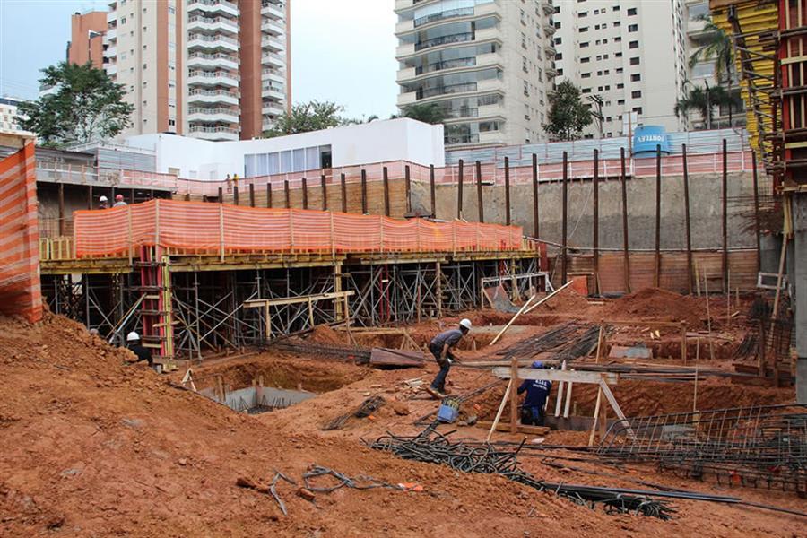 Fundação Cyrela Essenza Moema - Apartamento em Moema - São Paulo, SP