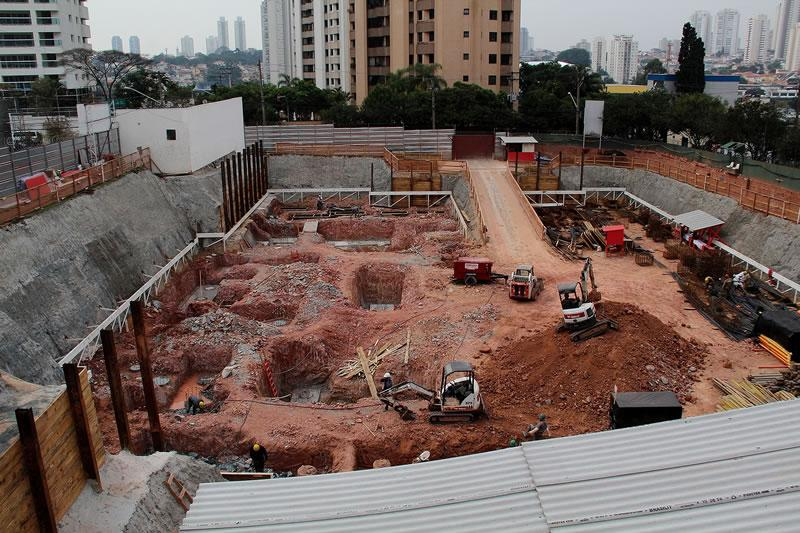 Fundação | K by Cyrela  – Apartamentona  Chácara Klabin - São Paulo - São Paulo