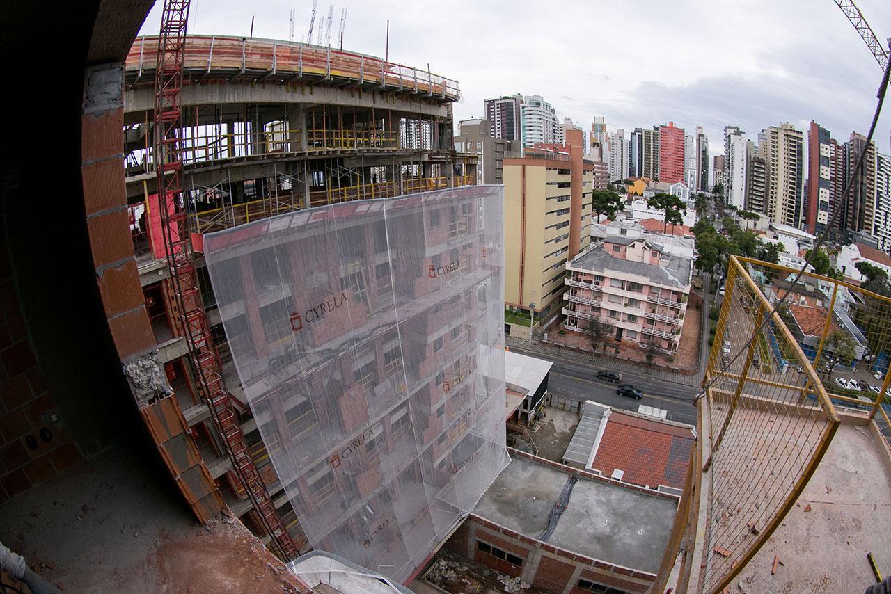 Alvenaria | 1550 Batel Comercial (Work Batel) – Salas Comerciaisno  Batel - Curitiba - Paraná