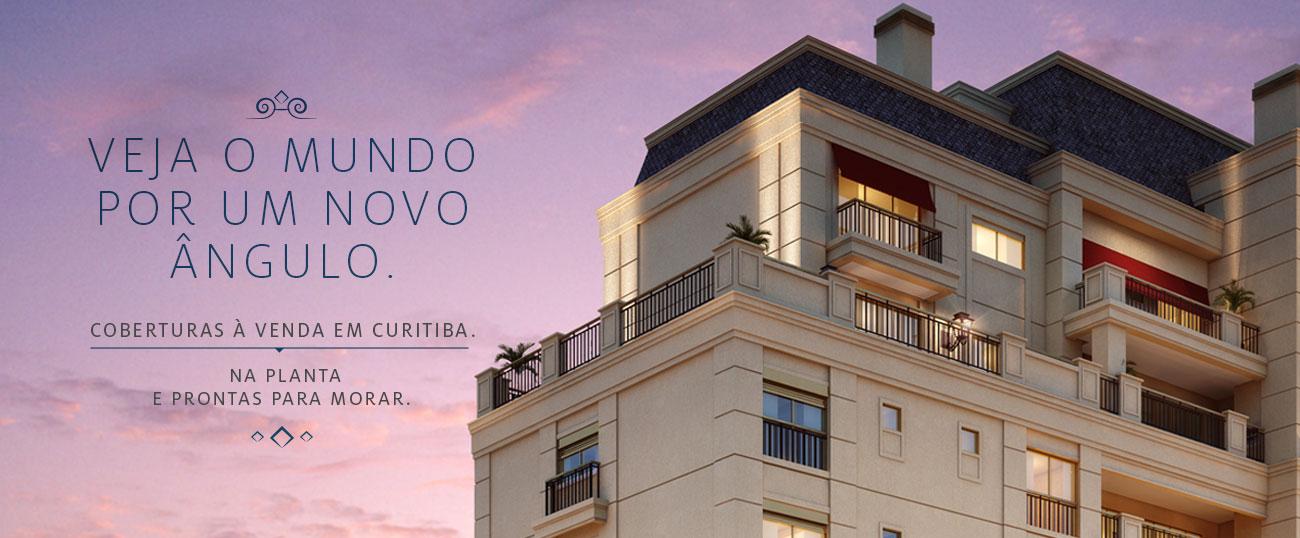 Coberturas à venda em Curitiba | Cyrela PR